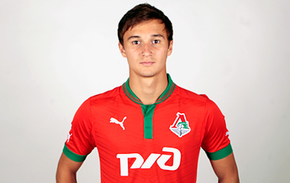BARSOV Maksim Borisovich