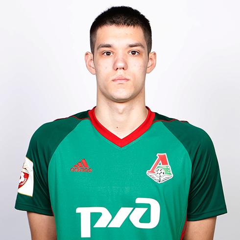 ГУБОЧКИН Алексей Алексеевич