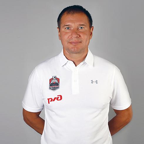КЛЮЕВ Денис Викторович