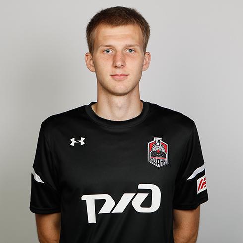 Samokhvalov Innokentiy Sergeevich