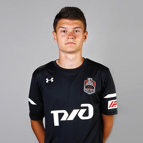 GLUSHKOV Nikita Sergeevich