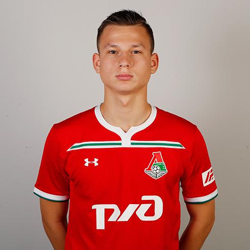 FRASINYUK Nikita Aleksandrovich