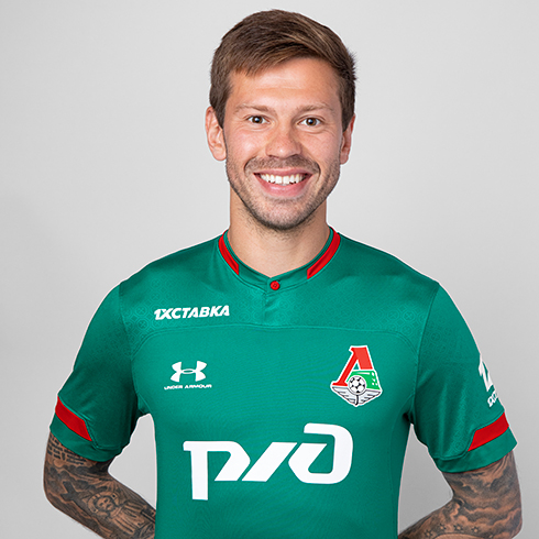СМОЛОВ Федор Михайлович