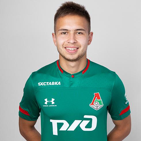 KULIKOV Daniil