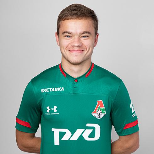 РЫБЧИНСКИЙ Дмитрий Дмитриевич