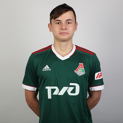 НИКИШИН Кирилл