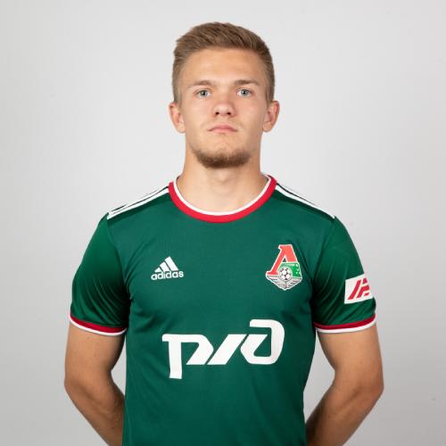 ПЕРШИН Кирилл Сергеевич