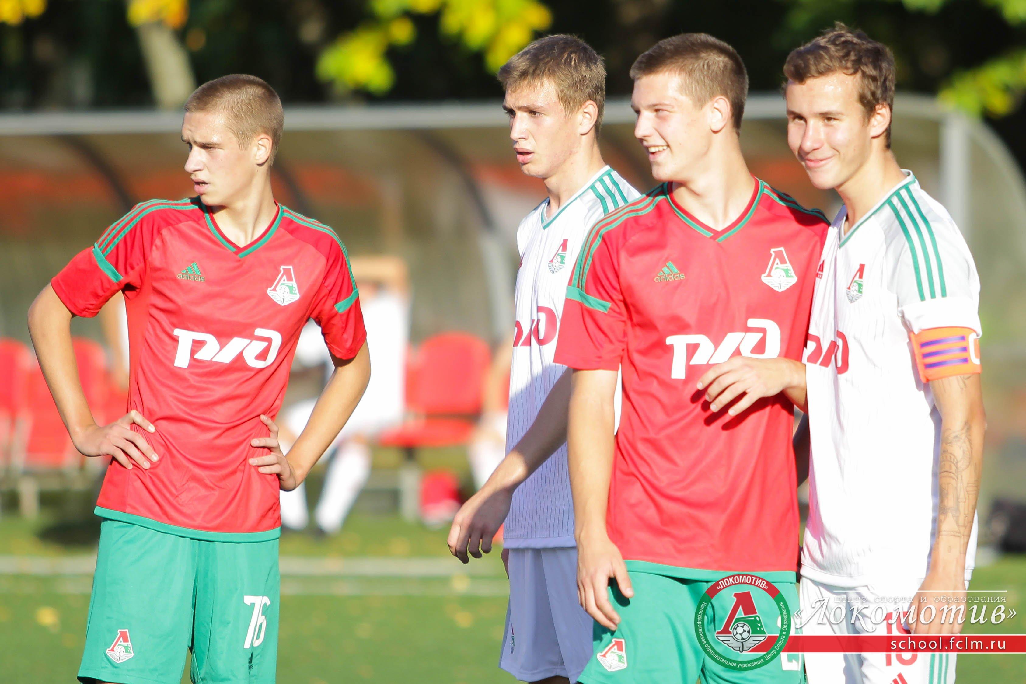 """Локомотив-2"" - ""Локомотив"""