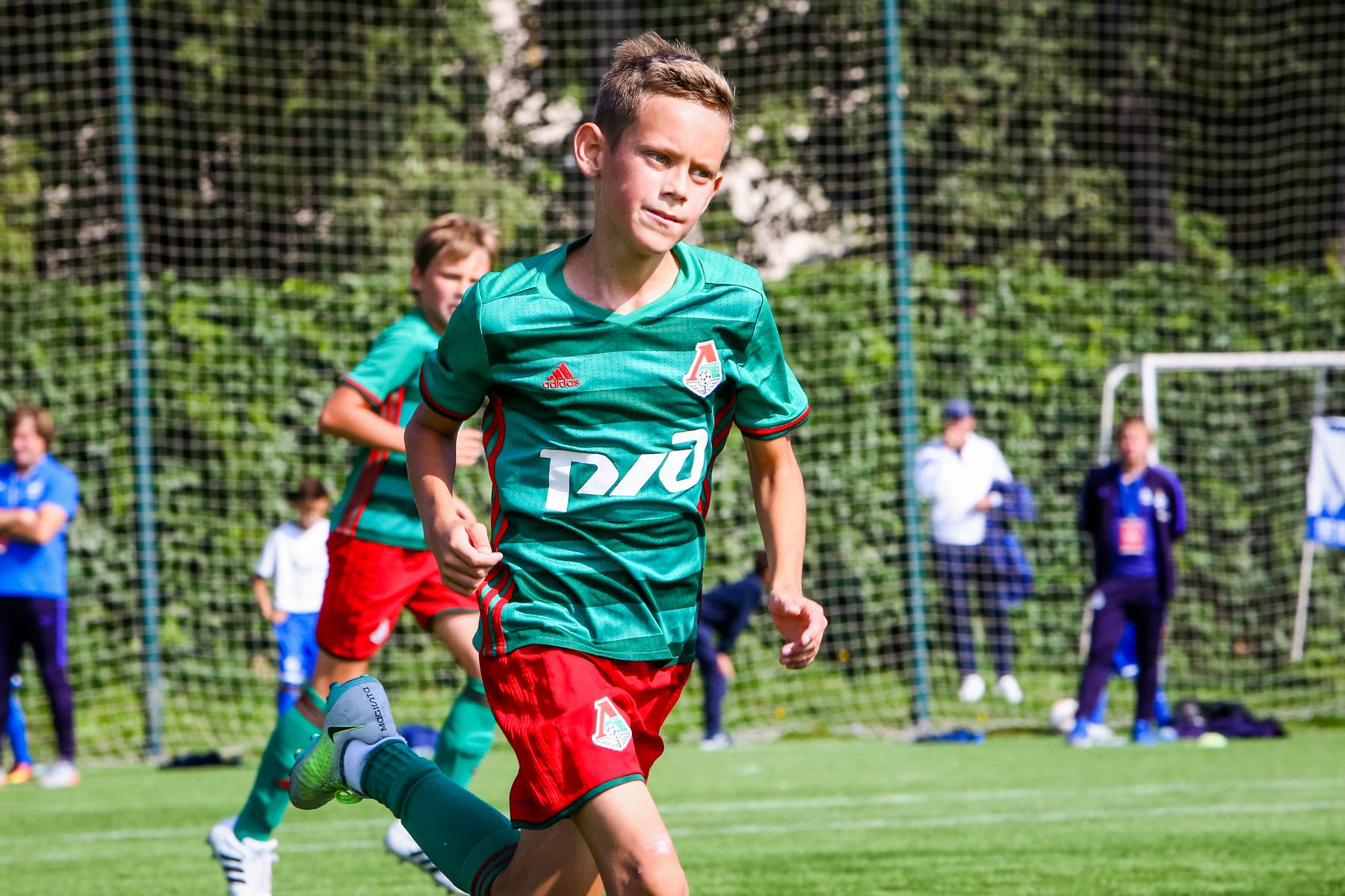 «Динамо» - «Локомотив»