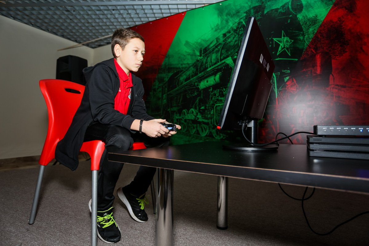 Турнир по киберфутболу