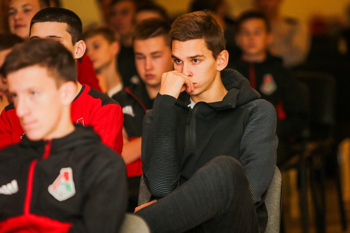 Семинар «Профилактика травм в футболе»