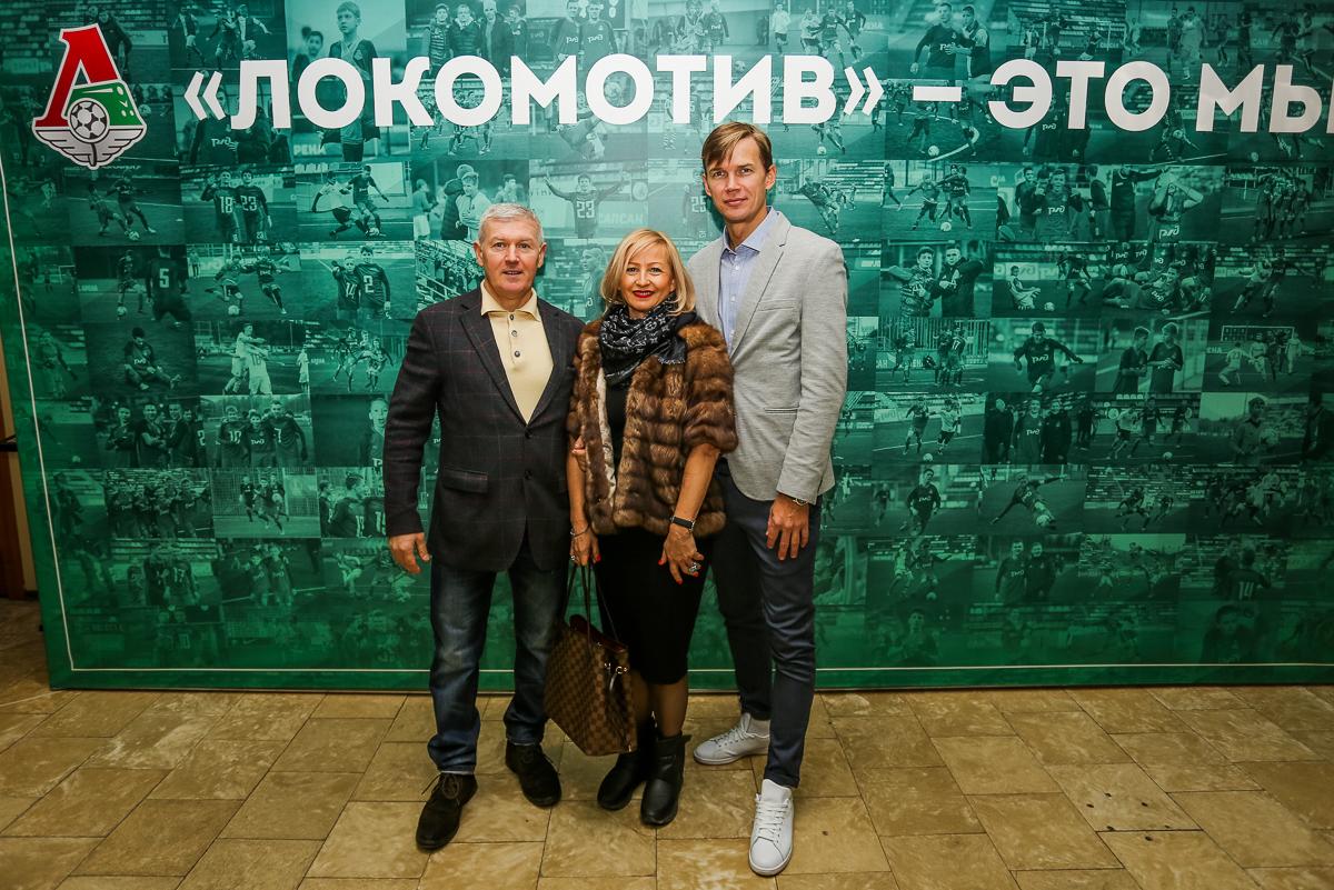 Торжественный вечер Академии ФК «Локомотив»