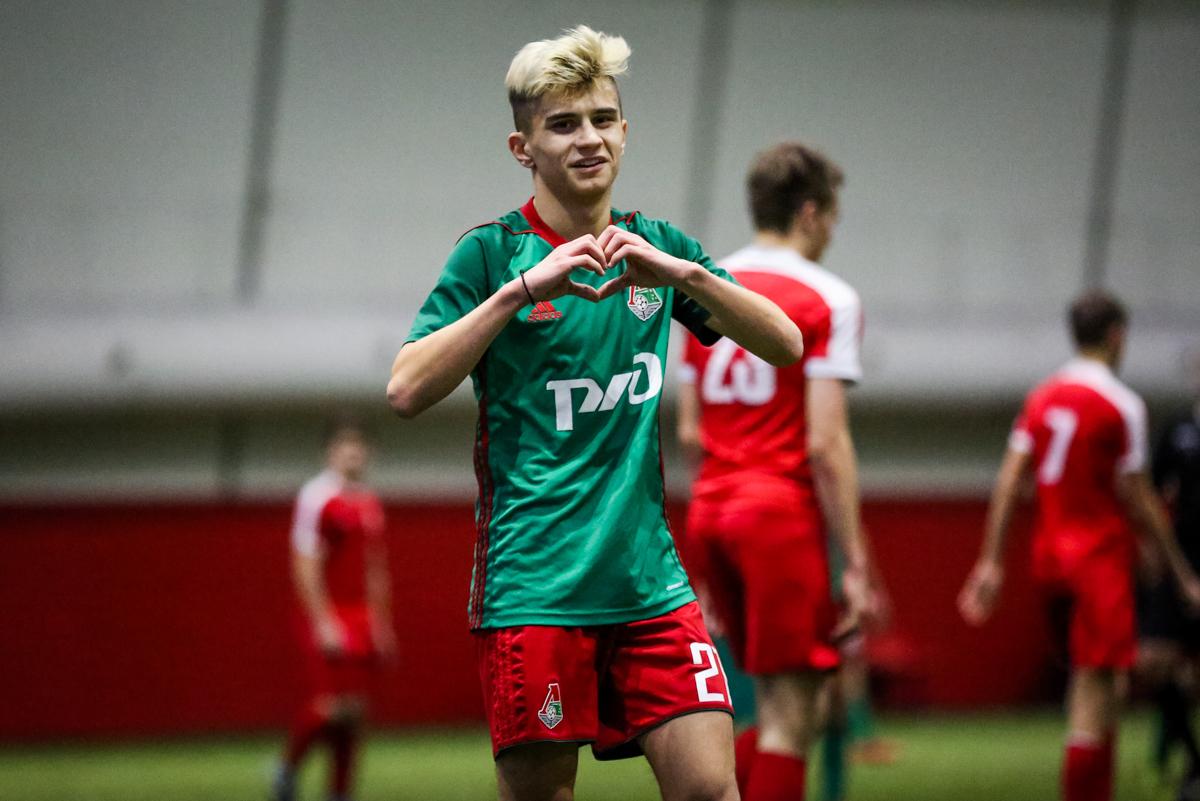 «Локомотив» - «Спартак-2»