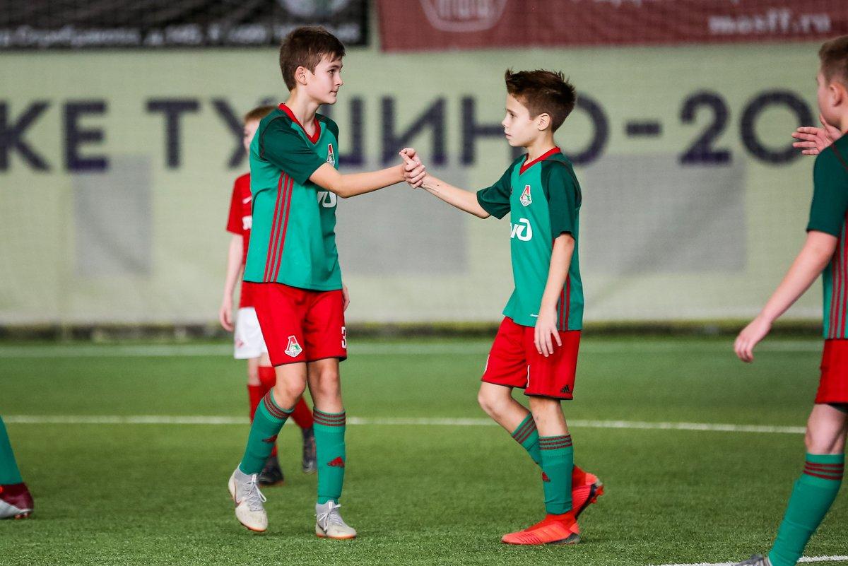 «Спартак» - «Локомотив»