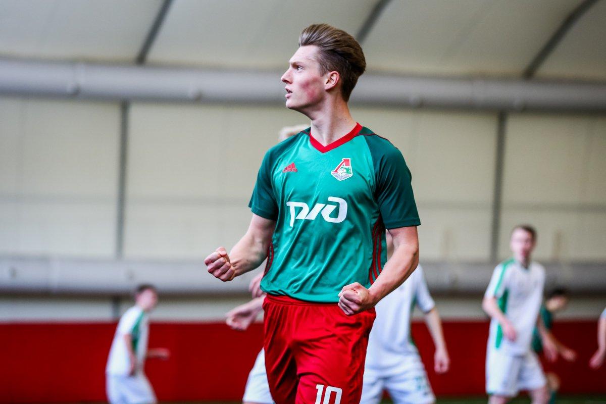 «Локомотив» - «Рубин»