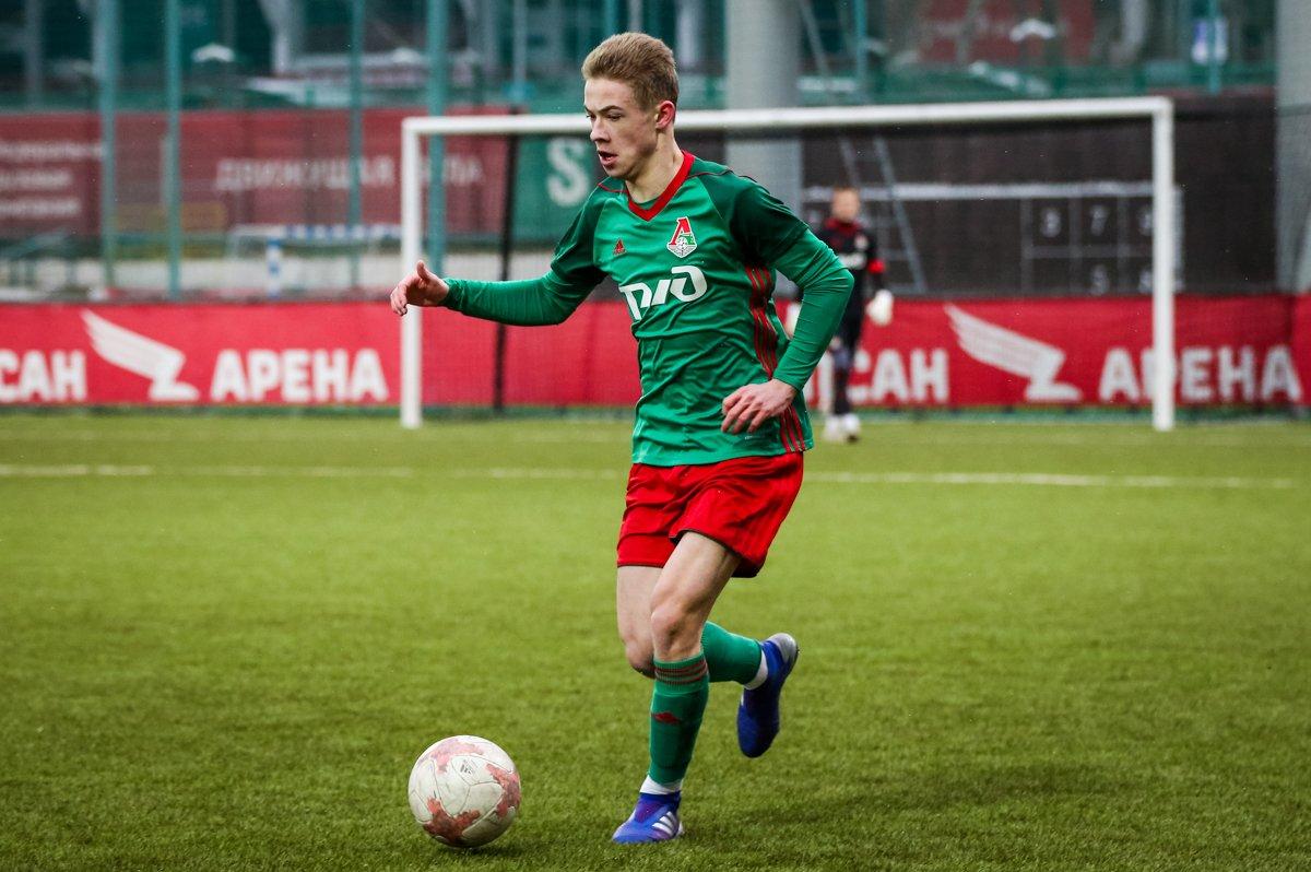 «Локомотив» - «Мастер-Сатурн»