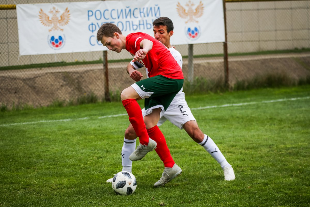 «Локомотив» - «Краснодар»