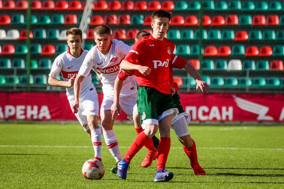 «Локомотив» - «Спартак»
