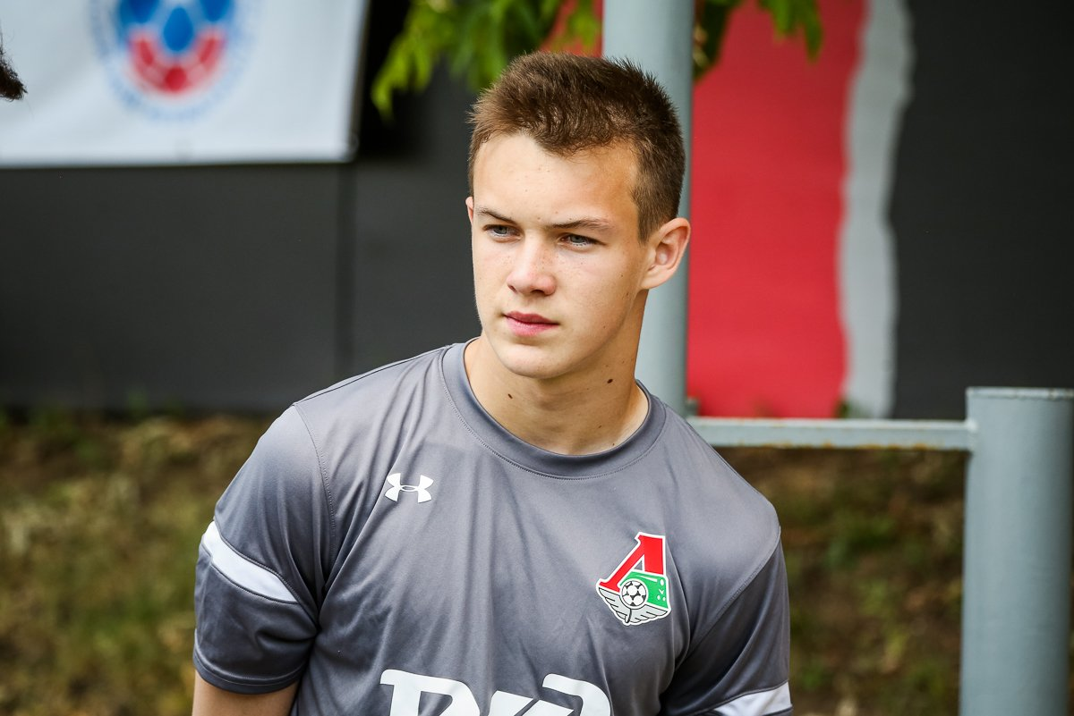 «Локомотив» - УОР №5