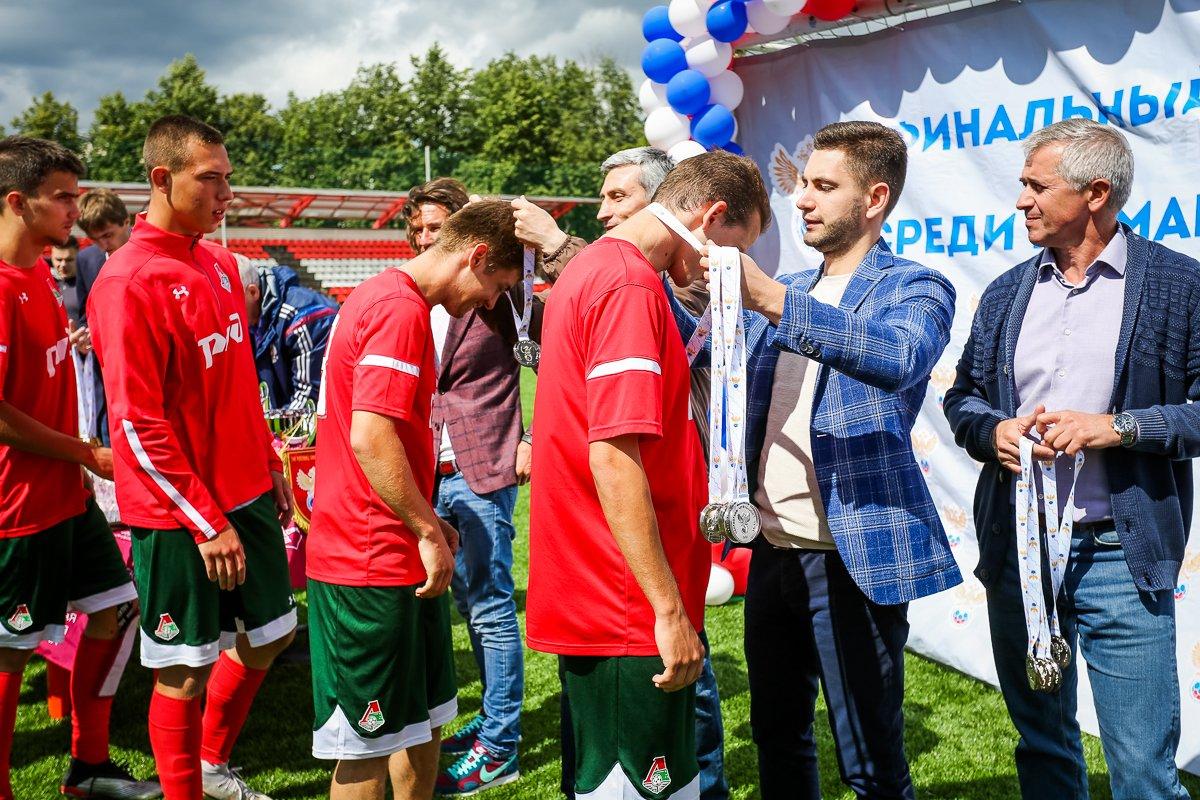 «Локомотив» - серебряный призер Первенства России!