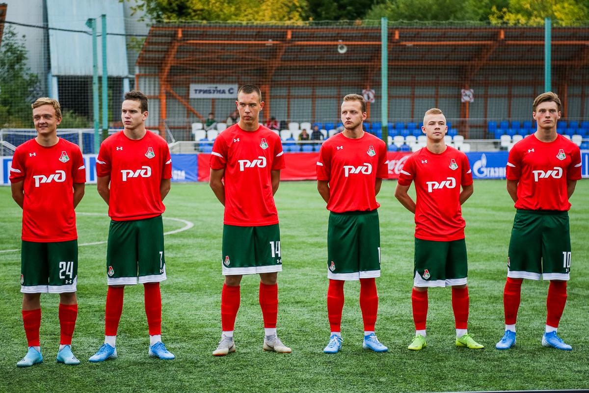 «Чертаново» - «Локомотив»