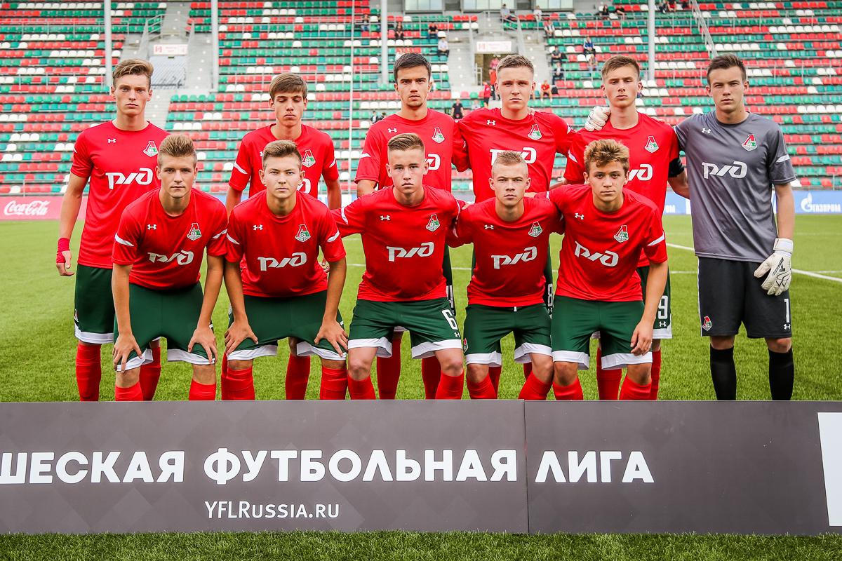 «Локомотив» - «Академия Коноплева»