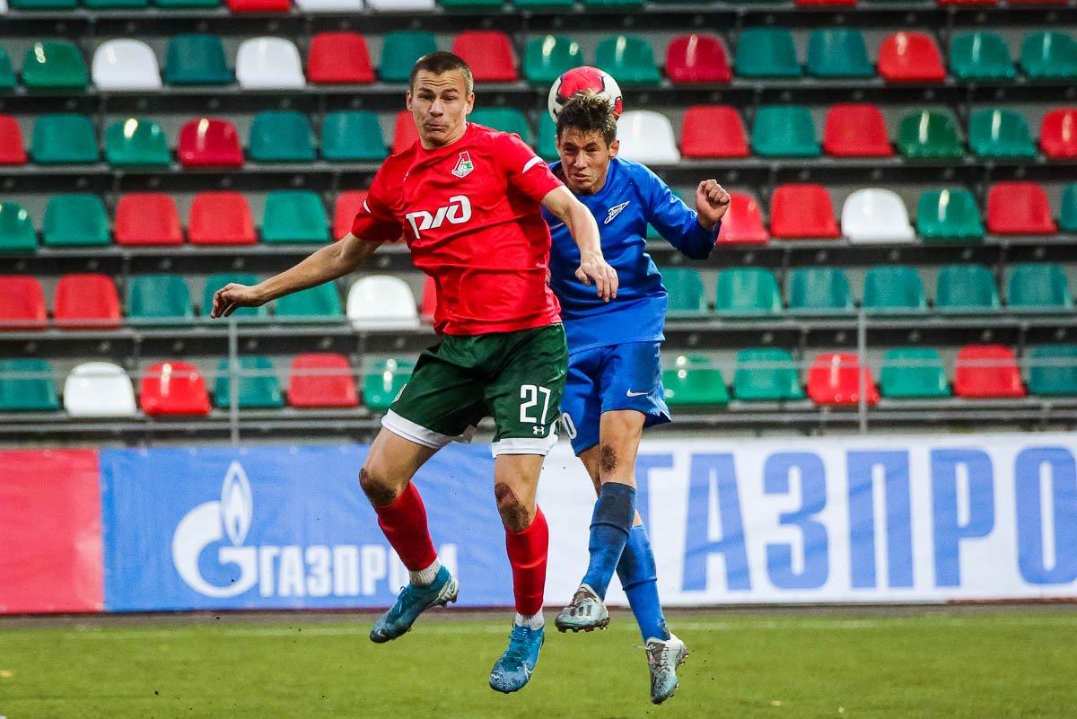 «Локомотив» - СШОР «Зенит»