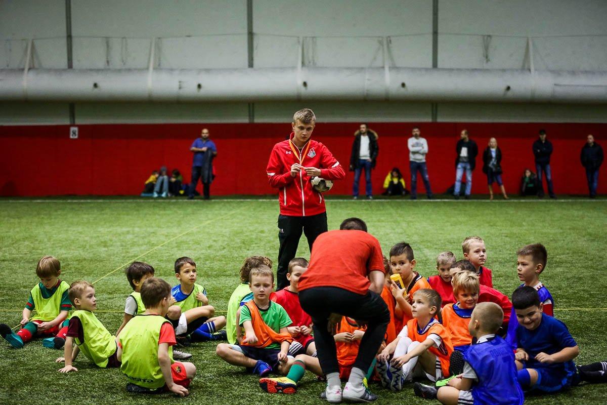 Фестиваль футбола