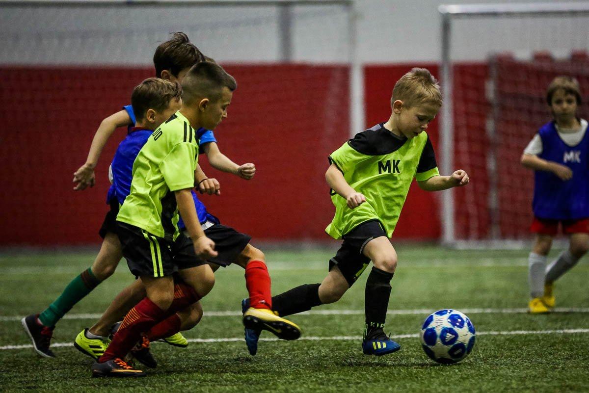 Футбольный фестиваль
