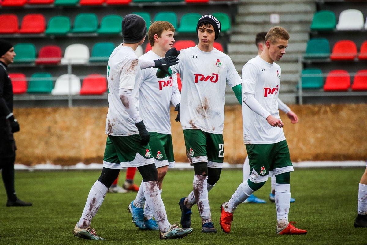 «Локо» U17 - Минск