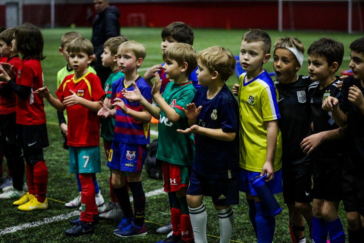 Фестиваль футбола на «Локомотиве»