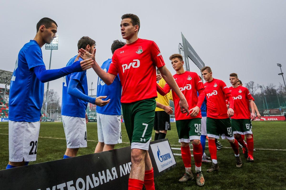 «Академия Коноплева» - «Локомотив»