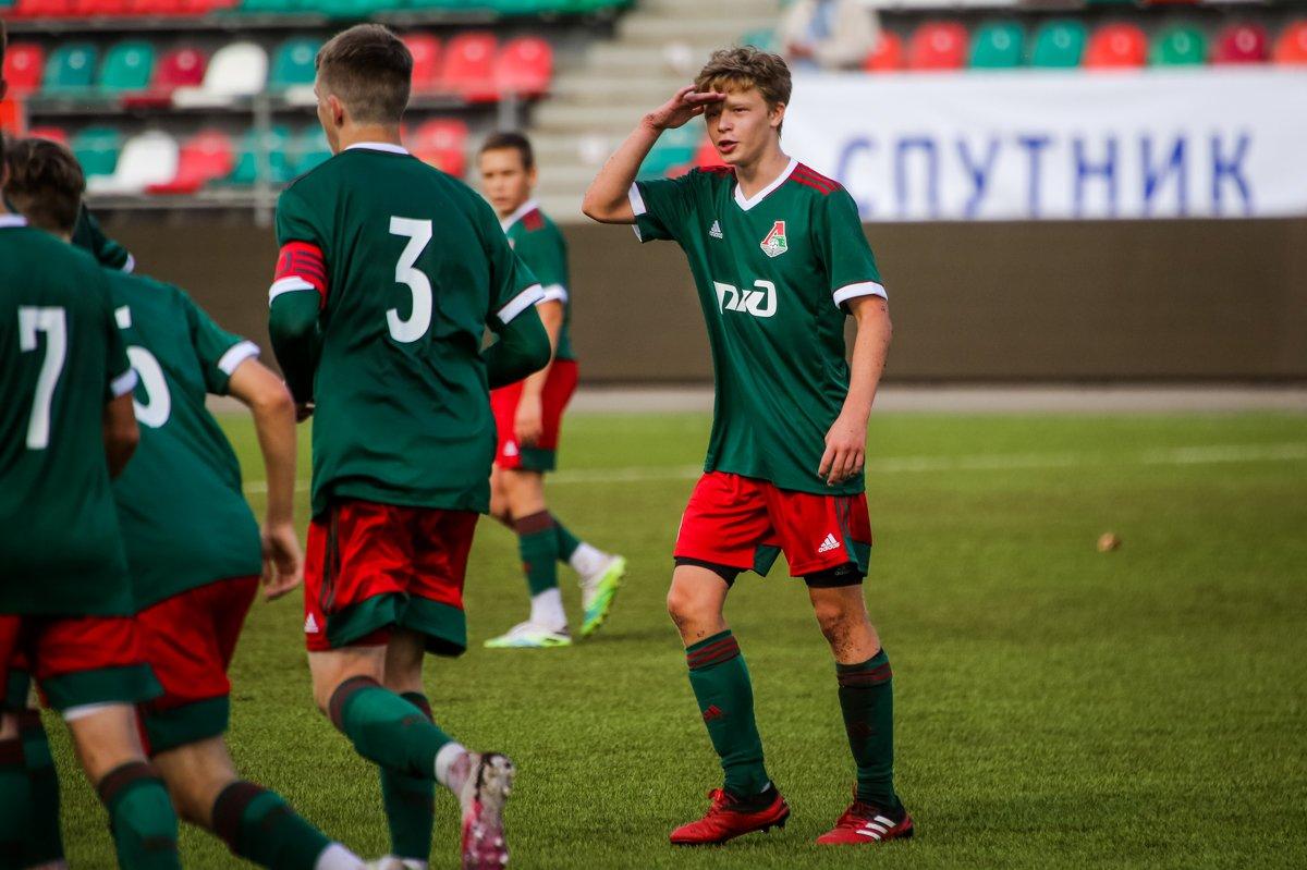 «Локомотив» - «Химки»