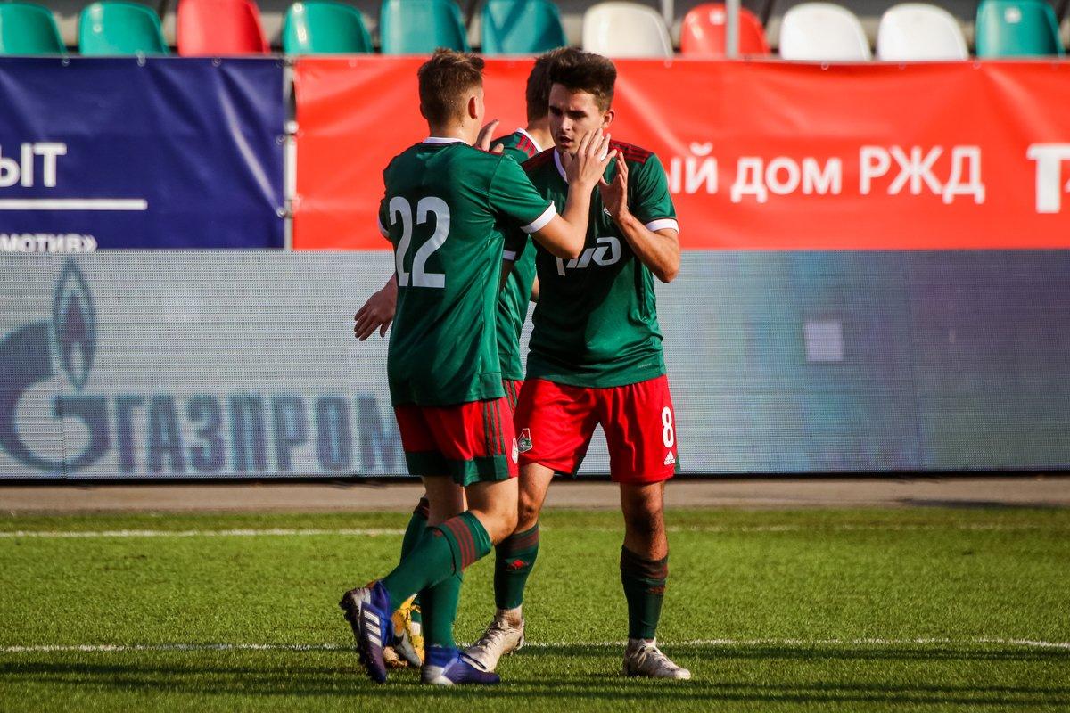 «Локомотив» - «Динамо»