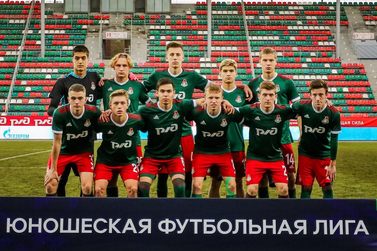 ЮФЛ. «Локомотив» - ФШМ