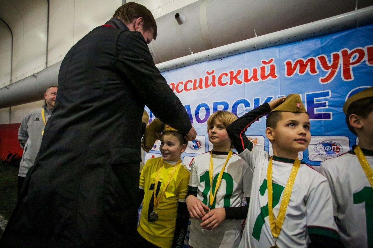 Ворошиловские стрелки 2021