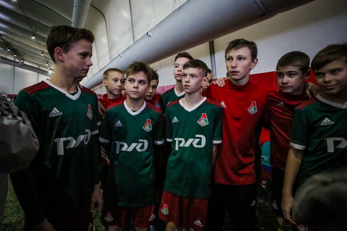 «Локомотив» - «Чертаново»