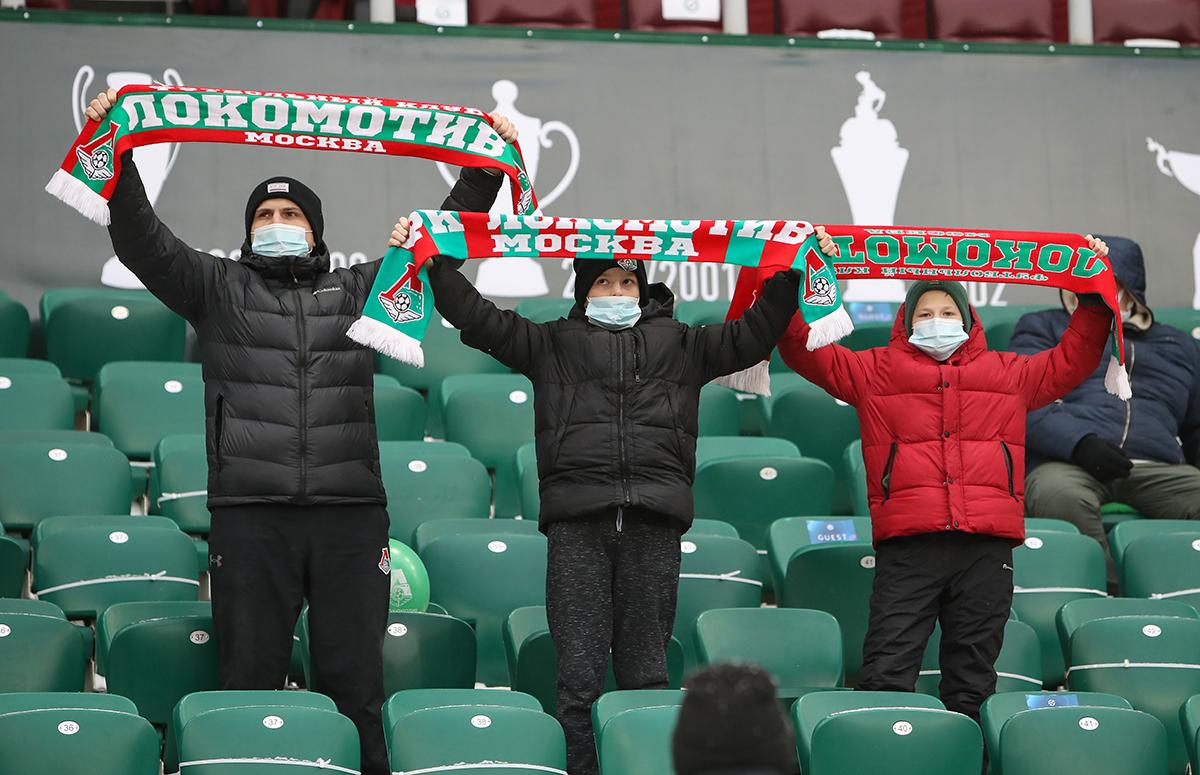 Lokomotiv - Tambov - 3:0 | FC Lokomotiv Moscow