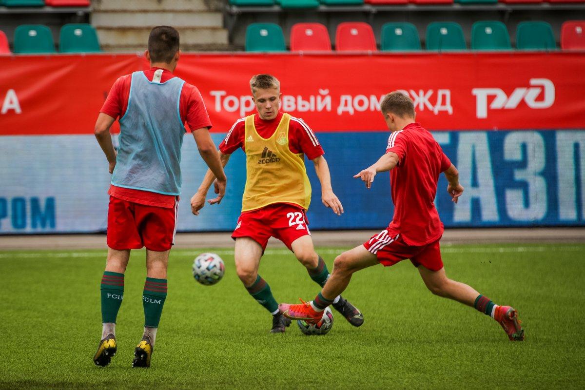 «Локомотив» - «Строгино»