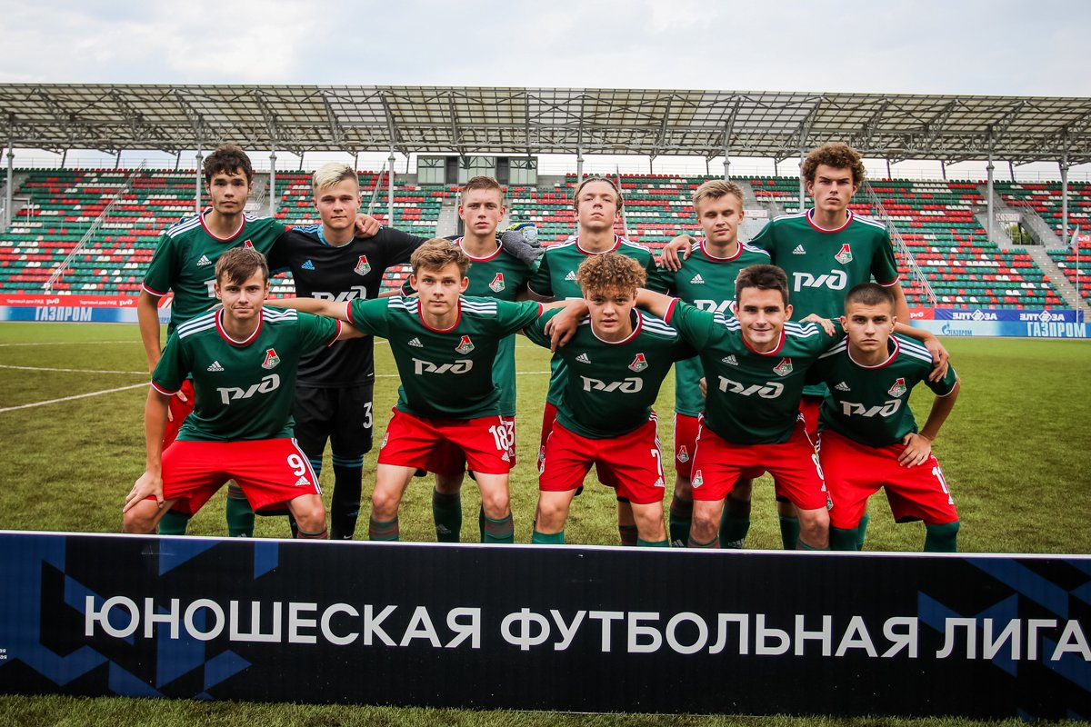 «Локомотив» - «Ростов»