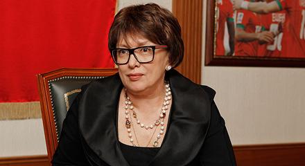 Ольга Смородская: «По всем параметрам готовы к борьбе за самые высокие места»