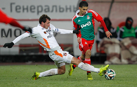 "Mbark Boussoufa: ""We played till the last second, and we were rewarded"""