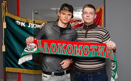 Экскурсия по стадиону с Дмитрием Тарасовым!