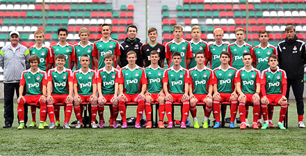 Команда «Локомотива» U-17 - вторая на Кубке РФС