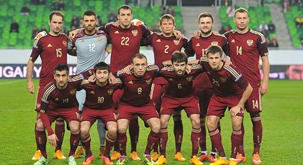 Александр Самедов сделал голевой пас в матче сборной