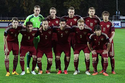 Миранчук и Корян отличились за молодежную сборную