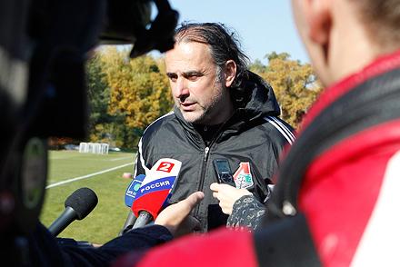 Миодраг Божович: «После перерыва команда здорово задвигалась»