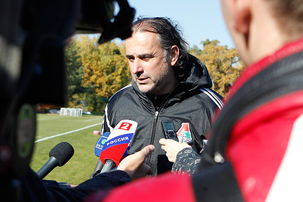 "Miodrag Bozovic: ""The guys spared no effort today"""
