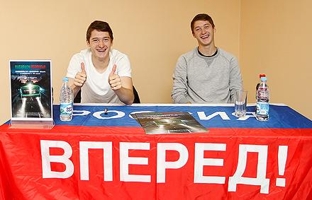 Выиграй футболку от братьев Миранчуков!