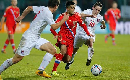 Samedov Helps Beat Lichtenstein